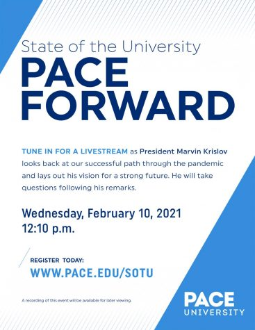The Pace Press speaks with President Krislov ahead of State of the University