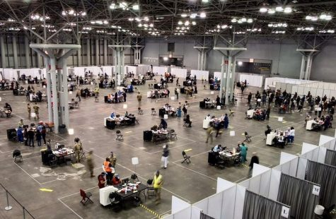 Vaccination center @javitscenter
