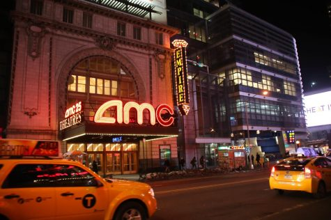 """AMC Theaters""- Paul Sableman"