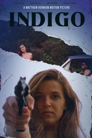 University students host private screening of their award-winning short film, 'INDIGO'